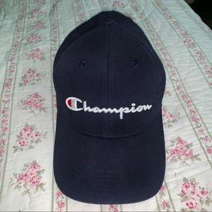 Champion Navy blue hat